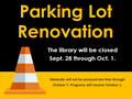 Fremont Library Temporary Closure image
