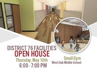 District 76 Facilities Open House