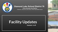 Back to School Facility Updates