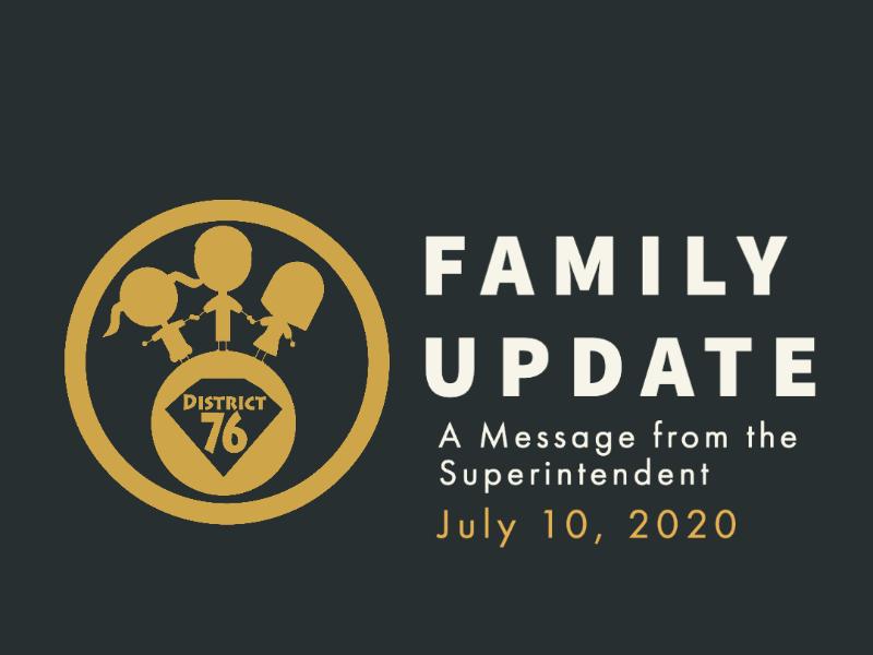 D76 Family Update