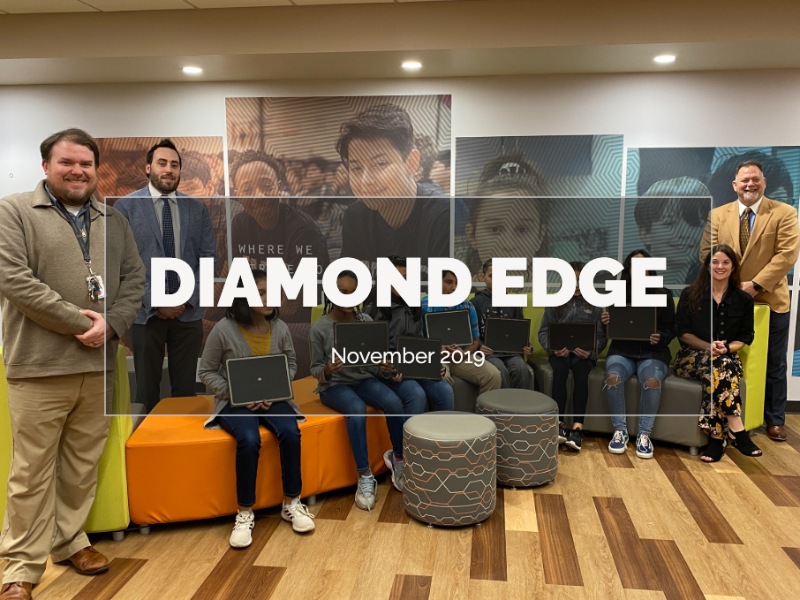 November Diamond Edge