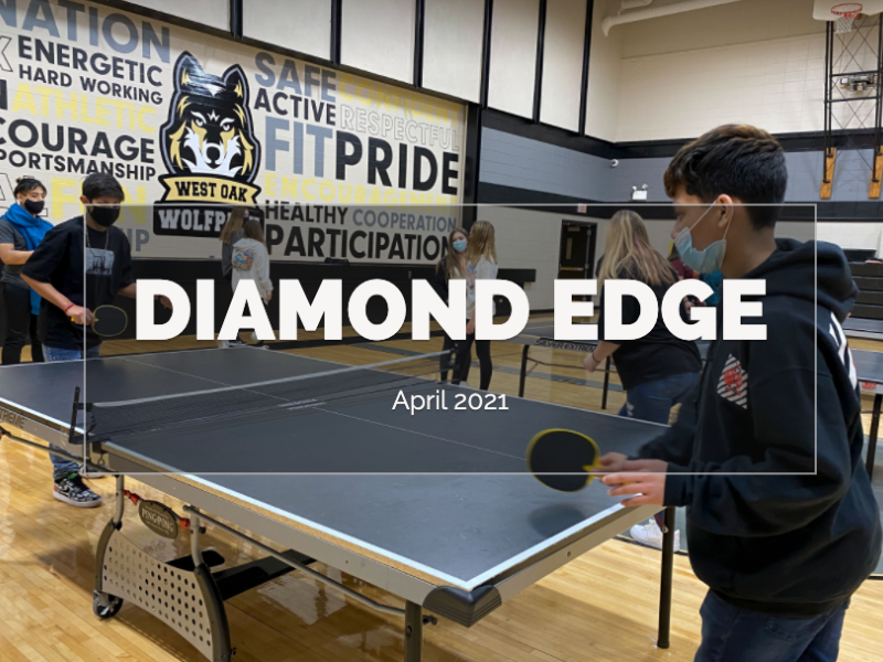 April 2021 Diamond Edge