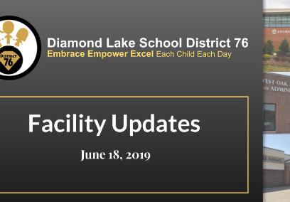 Facility Updates
