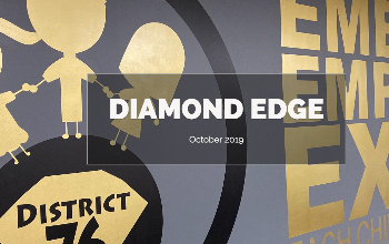 October Diamond Edge