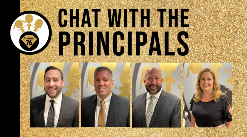 Chat with Principals
